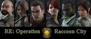 Resident Evil Operation Raccoon City: SPEC OPS by Chris-BIO