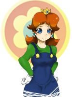 Daisy by WaterFlavor