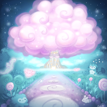 Dream Tree by Sarilain