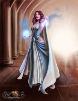 Sorceress TCG by TBPlayer