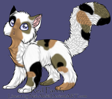 Calico adoptable (5 points) by Silversadopts