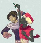 Sellswords: Christmas 2010 by bigmachine