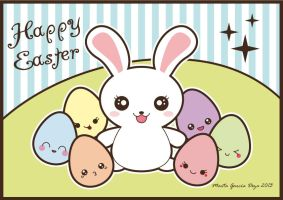 Happy Easter 2013 by martagd