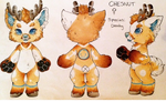 ::C::Chestnut Reference Sheet by cattuccino