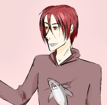 Rin doodle by cupcakesandmuffins27