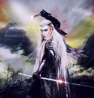 King Thranduil by I-vyD
