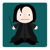 snape by striffle