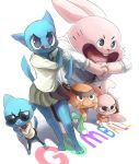GUMBALL by Magiace