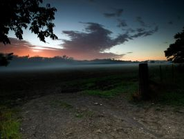 Enter the Sunrise Field by FireflyPhotosAust