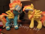 my little pony Double Spitfire (commission) by Little-Broy-Peep