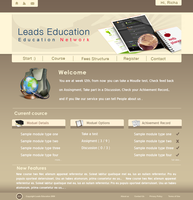 Leads Academy web page2 by decolite