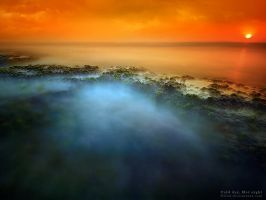 Hot day, Cold night by gilad
