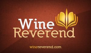 Wine Reverend Logo by ipholio