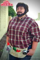 Home Improvement Cosplay by JailBreakDesigns