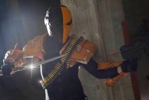 Deathstroke:Injustice - Suprise! by Cadmus130