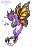 The Lionfly by azianwolfdoll