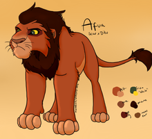 Afua - Adult Ref. by Nyrexis