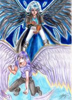 Angels of United Lights by Sarky-Sparky
