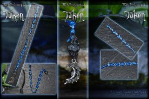 TAKEN - Bookmark Blue Moon by Andecaya