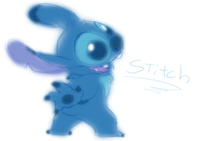 Stitch by Piranhartist