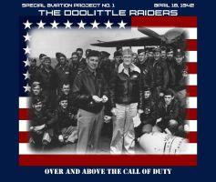 American Heroes- Doolittle Raiders by dragonpyper