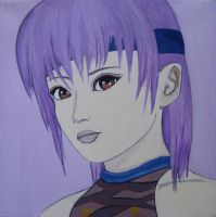 Ayane Portrait by SamiEggPower