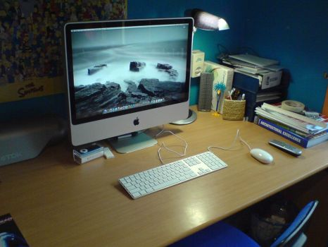 My New Workstation by Laurie-J