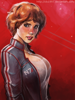N7 soldier by clc1997