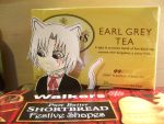 Walkers cookies and Earl tea by EvilZombieDove