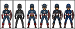 Comic 2 Film: Captain America by MicroManED