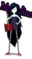 Marceline by Myuff-chan