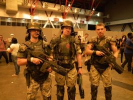 lfcc 2013 Colonial Marines by BiffTech