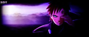 gaara coloring by DEOHVI