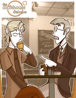 The Coffehouse Dialogue: Cover by Hanyuse