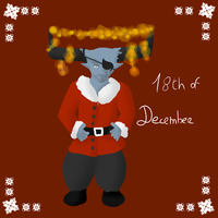 18th of December by MademoiselleMaple