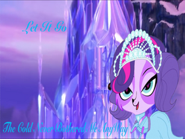 LPS Zoe Trent Let It Go by Siluntwolf