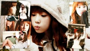SNSD -  First Photobook Kim Taeyeon by Lissette8017