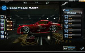 MADZA RX7 BATLE MACHINE GROWLMON TUNING NFSW 2 by davidgtm3