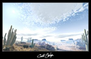 Cacti Way by c-ramgfx