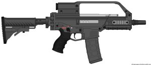 G36 Ziwes custom by ZiWeS