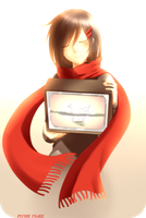 Ayano's Happiness Theory by PiyoriYoake