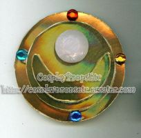 SailorMoon broach 1 by CosplayPropsEtc