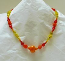 Inferno: cadmium necklace, sun by wombat1138
