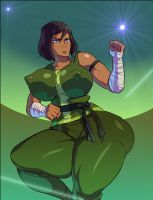 Korra Book Four by Jay-Marvel