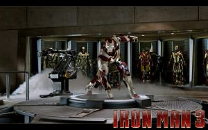 Iron Man 3 - Mark XLVII by DesignsByTopher