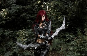 league of legend / Katarina by Julia-MiFei