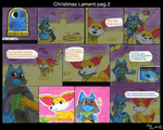 Christmas Lament: A Pokemon story (2/?) by TheAngelux22