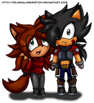 Fineeve and Bang - ID 2014 by SilverAlchemist09