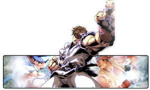 Street Fighter by AccelGintoki