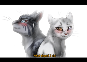 What Should I Do? by KasaraWolf